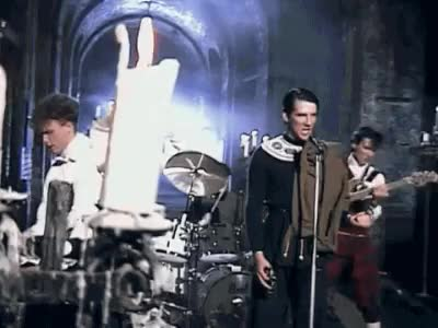 Watch and share Spandau Ballet GIFs and Music Video GIFs on Gfycat