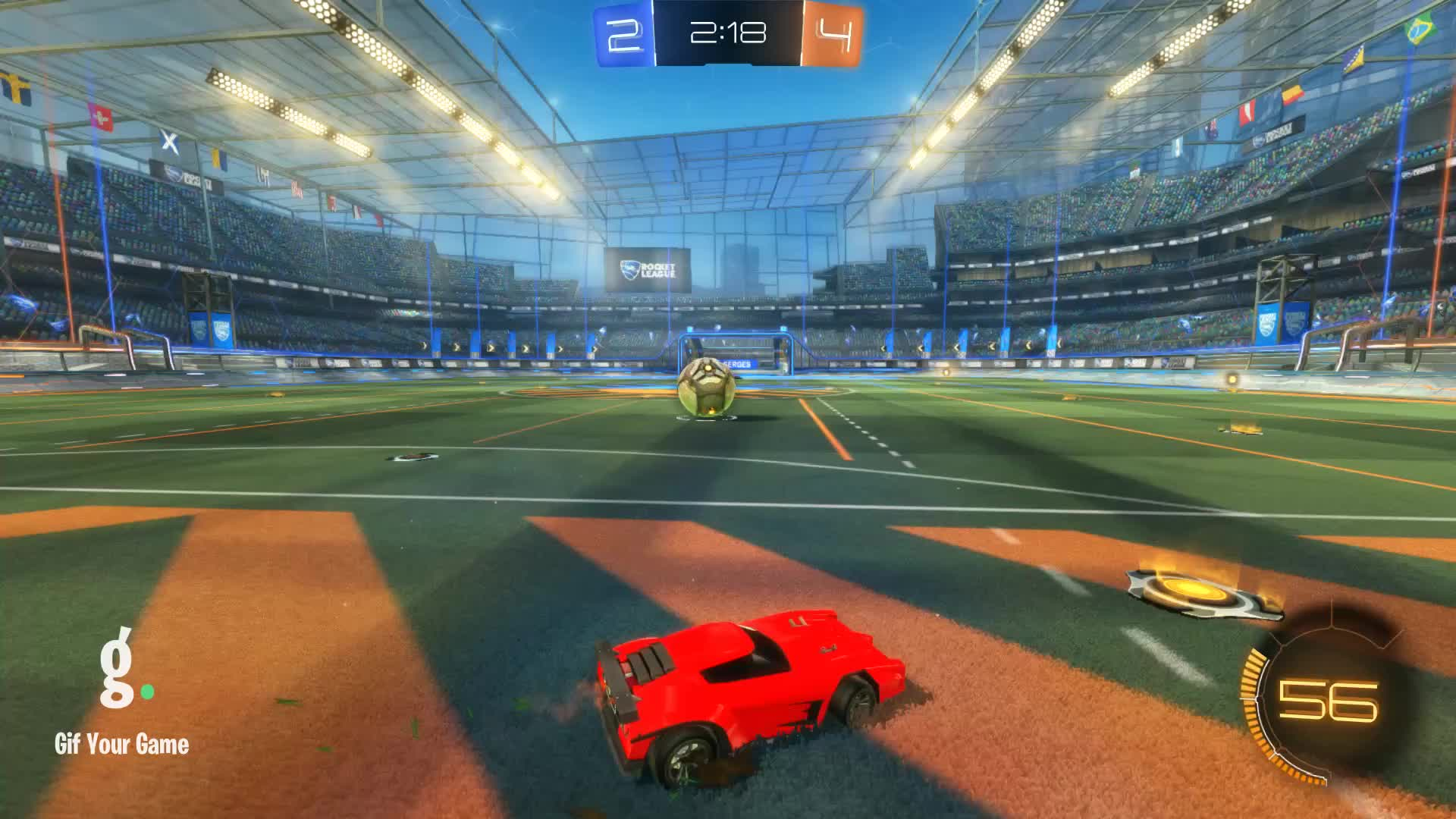 Gif Your Game, GifYourGame, Goal, Rocket League, RocketLeague, Seecretxs - New To PC, Goal 7: Seecretxs - New To PC GIFs