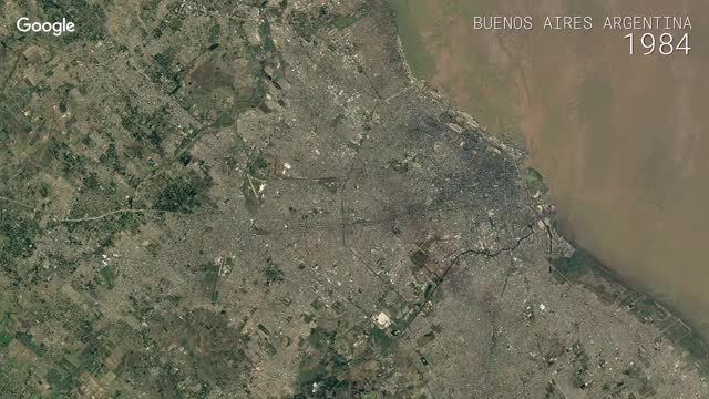 Watch and share Google Timelapse: Buenos Aires, Argentina GIFs on Gfycat
