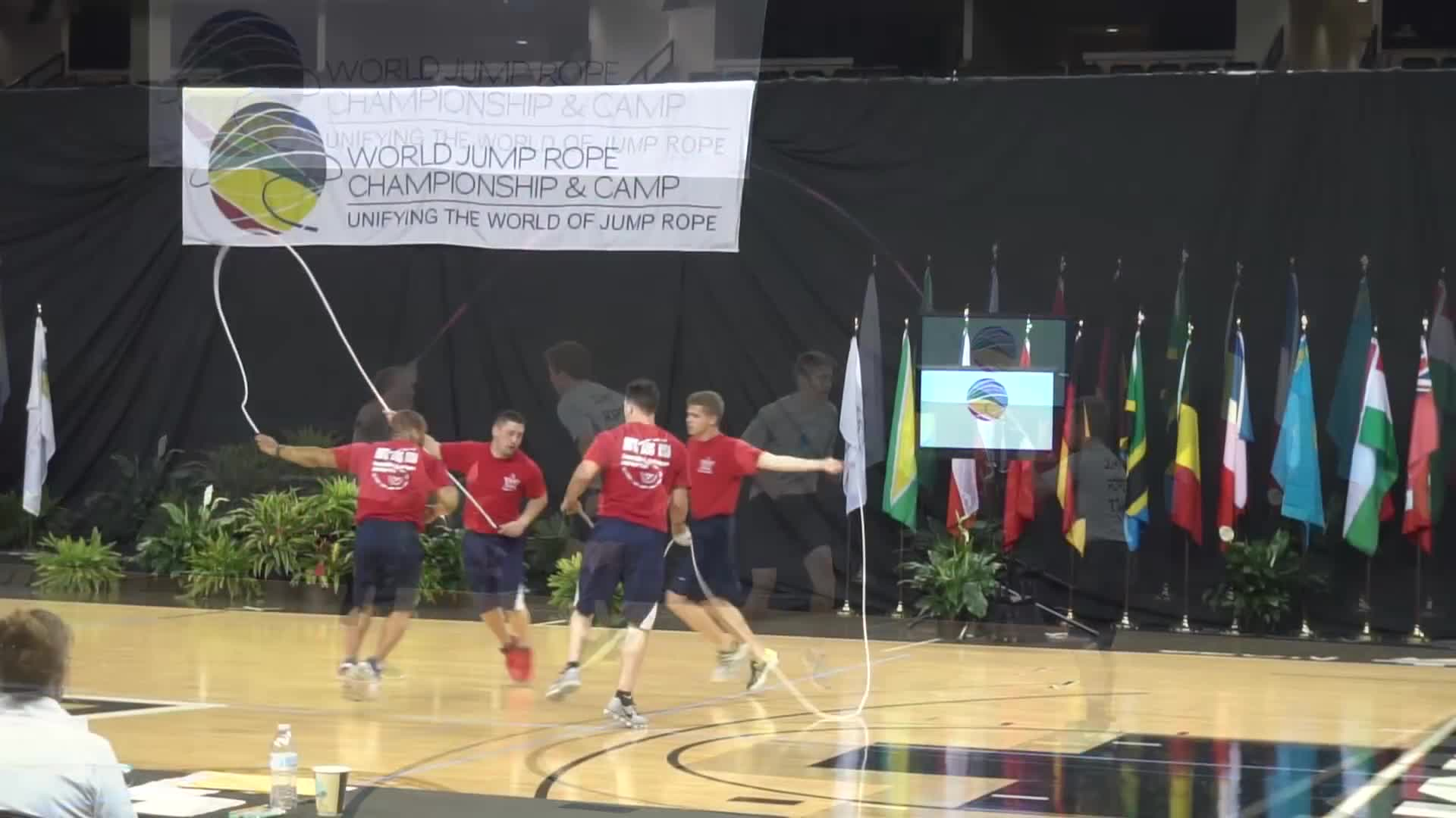 DDC, Film & Animation, WeJumpRope Music Videos, double dutch, fusion, wejumprope, wjr 2018, world jump rope, World Jump Rope 2018 - Day 4 - Double Dutch, DDC/Fusion, and Michael Phelps? GIFs