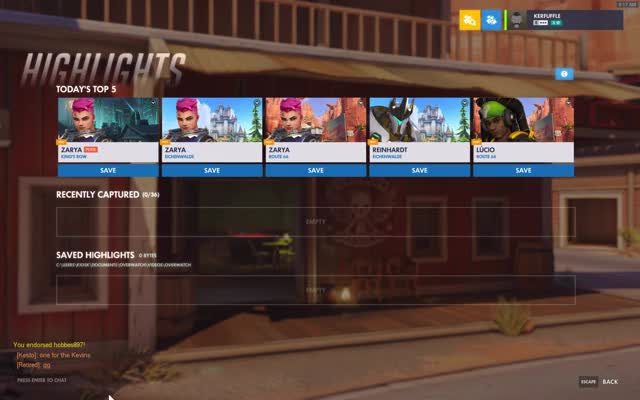 Watch Salt GIF on Gfycat. Discover more highlight, overwatch GIFs on Gfycat