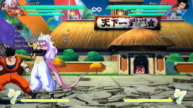 Watch assist GIF on Gfycat. Discover more Dragon Ball FighterZ, dbfz GIFs on Gfycat