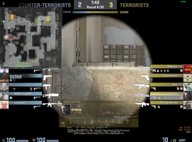 Watch and share CS:GO Hitboxes Everybody... GIFs by drewie181 on Gfycat