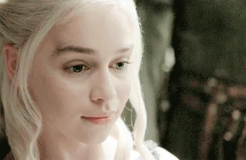 Watch Emilia Clarke GIF by Reaction GIFs (@sypher0115) on Gfycat. Discover more Celeb_gifs, Emilia Clarke, GOT, GameOfThrones GIFs on Gfycat