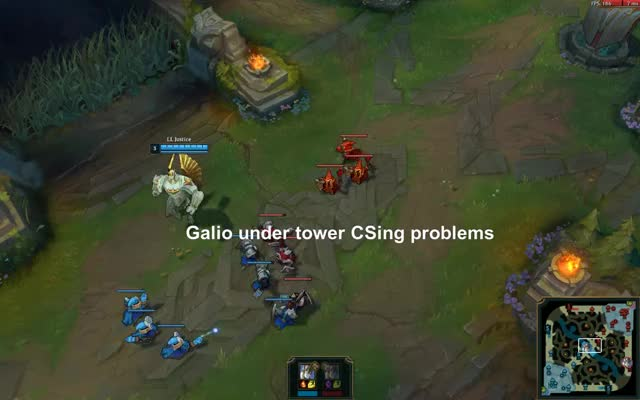 Watch and share PBE Galio GIFs on Gfycat