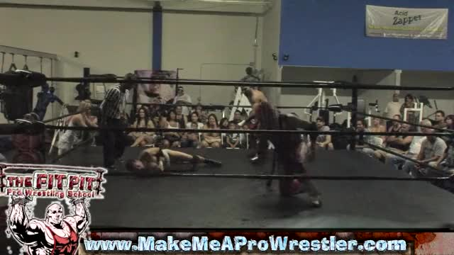 Watch Cheap shot GIF by Blaze Inferno (@metaknightxprophets) on Gfycat. Discover more Chimaera, Rocky Romero, fit pit pro wrestling school, indy wrestling, pit pro wrestling, pro wrestling, socal, the fit pit, the pit, wrestling students, wrestling training GIFs on Gfycat
