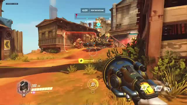 Watch and share Brown Shugguh GIFs and Overwatch GIFs by Gamer DVR on Gfycat