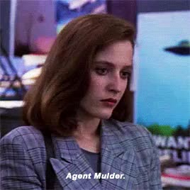 Watch and share Tina's Edits GIFs and Dana Scully GIFs on Gfycat