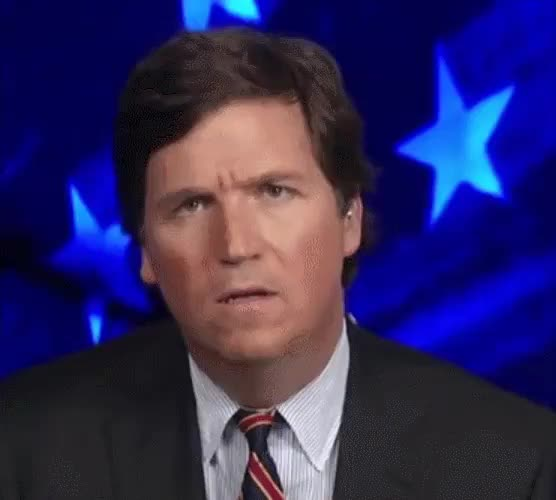Watch and share Tucker Carlson's Beautiful 'listening Face' GIFs on Gfycat