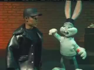 Watch and share Robot Chicken GIFs and Bugs Bunny GIFs on Gfycat