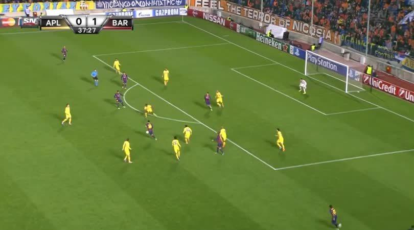 d10s, Goal #5 - APOEL GIFs