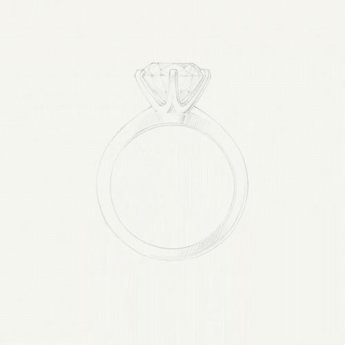 Watch this jewelry GIF on Gfycat. Discover more design, engagement, engagement ring, fashion, from out of the blue, gif, jewelry, official tiffany and co, sketch, style, timeless tiffany, wedding GIFs on Gfycat