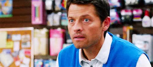Watch thank god for gravity GIF on Gfycat. Discover more 1k, Misha Collins, ah yes I like this new mb gif limit thingy, castiel, dean winchester, deancasedit, deancasedits, destiel, spnedit, supernatural GIFs on Gfycat