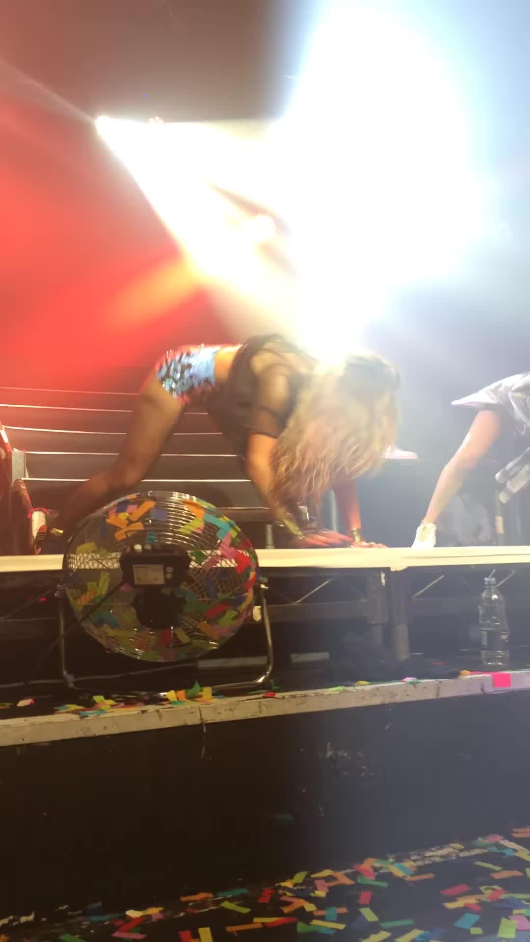 nicolescherzinger #twerking, Nicole Scherzinger twerking at  G-A-Y /Heaven Club GIFs
