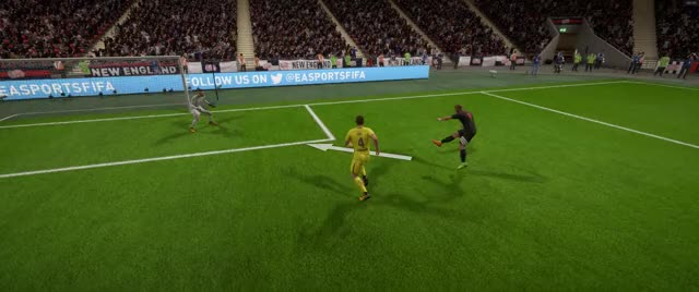 Watch and share FIFA 18 12.03.2017 - 00.37.54.12 GIFs on Gfycat