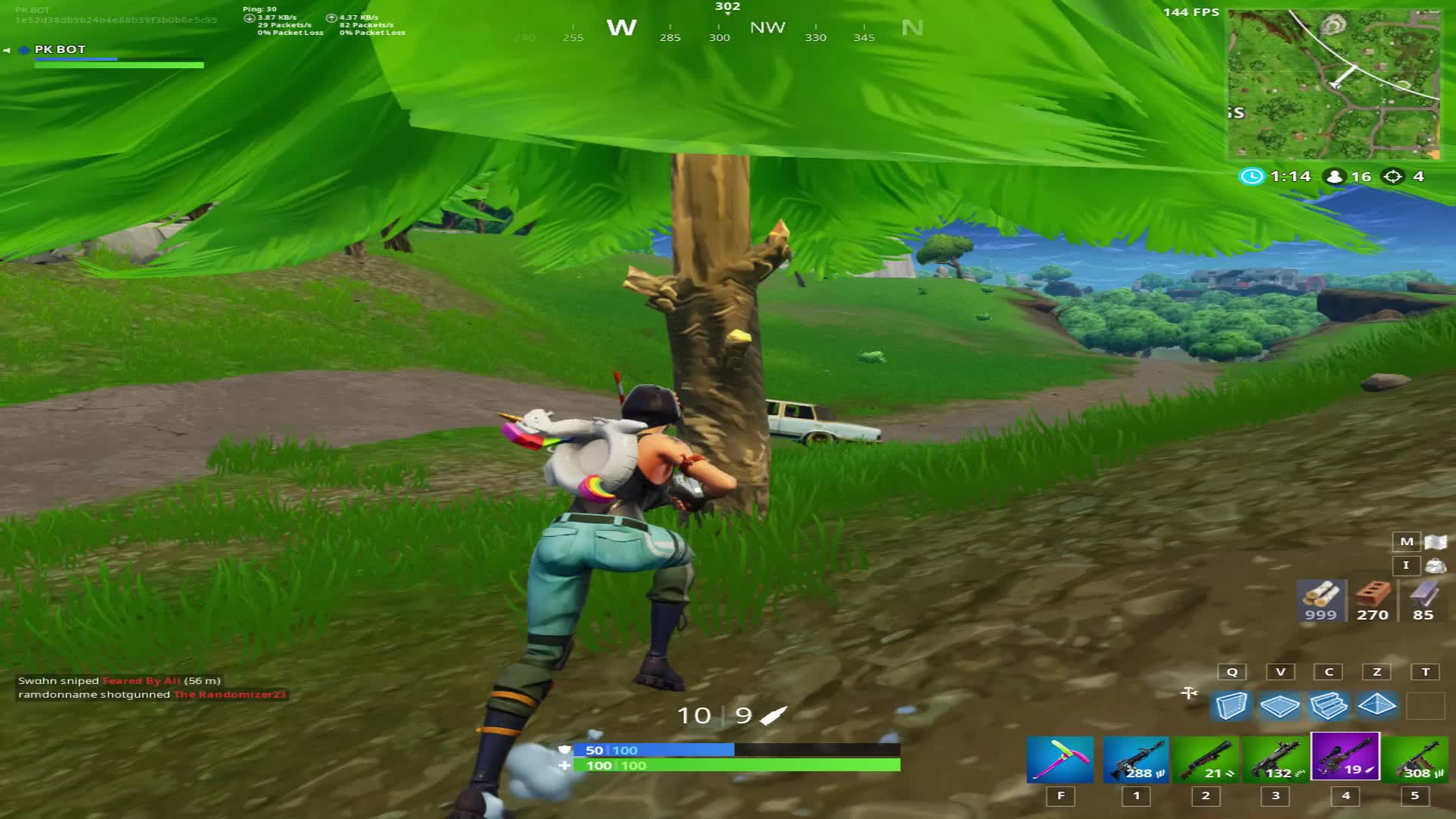 FortNiteBR, Fortnite, Barely Escaped The Trap!! GG GIFs