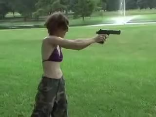 Watch and share Gun GIFs on Gfycat