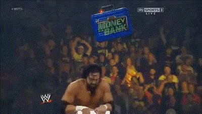Watch PPV History #7: Money in the Bank!!! GIF on Gfycat. Discover more related GIFs on Gfycat