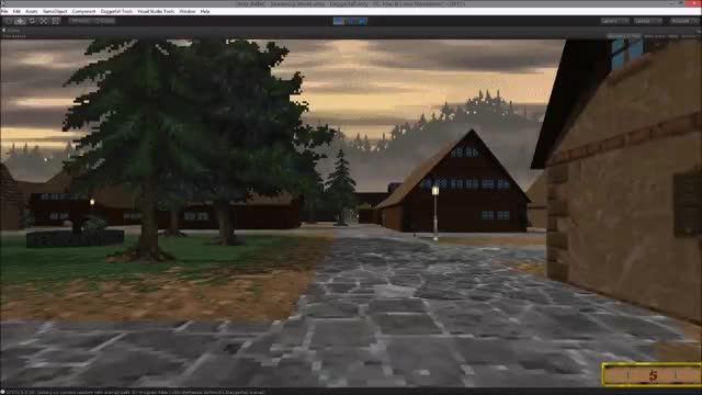 Watch Streaming World GIF by @interkarma on Gfycat. Discover more DFTFU, Daggerfall, Unity GIFs on Gfycat