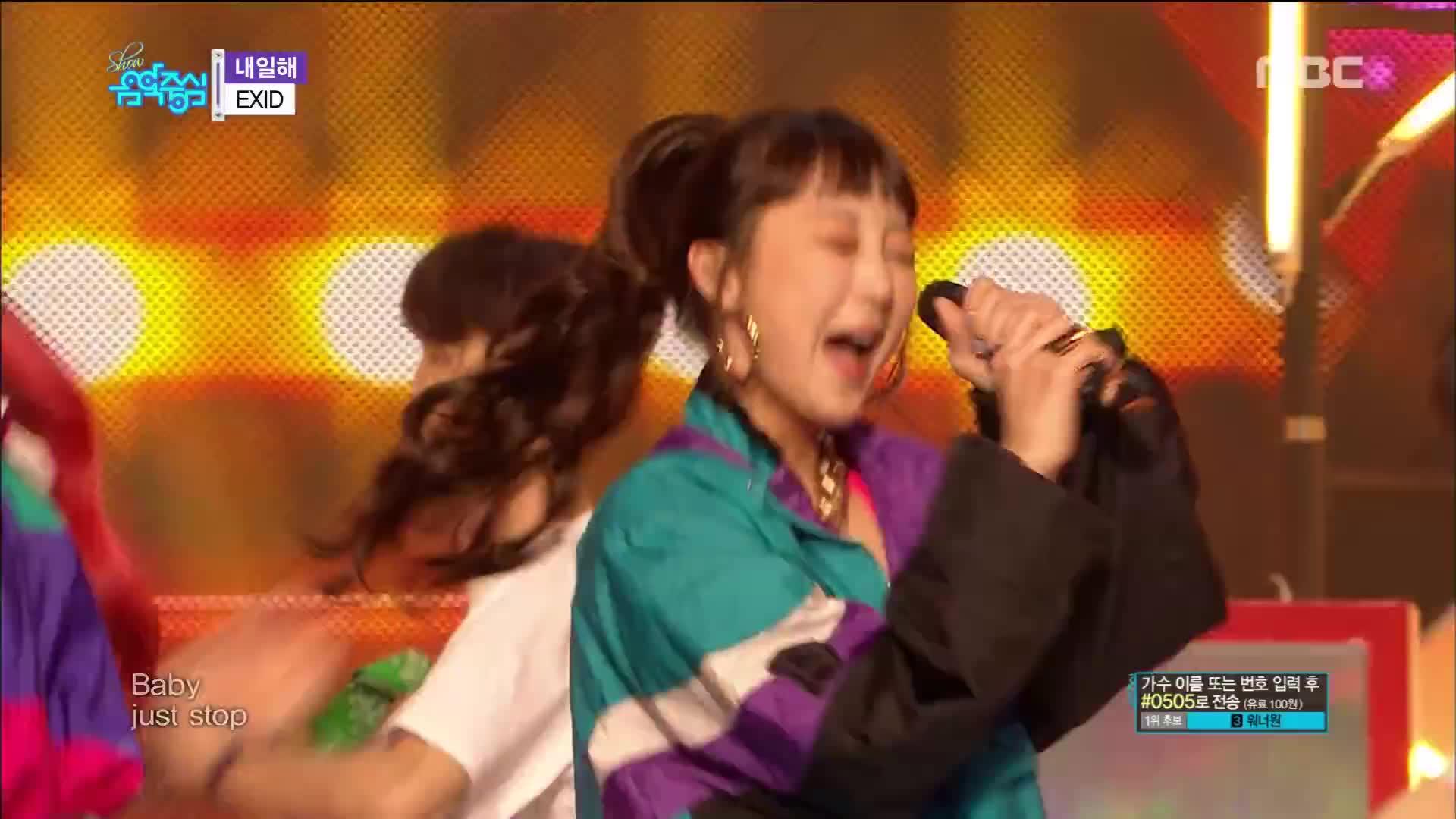 Nếu chưa biết đến giọng óc ở Kpop, hãy để Hyelin (EXID) chỉ cho bạn