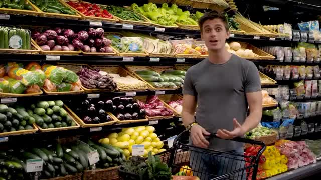 Watch How Antoni Porowski Shops for Summer at Whole Foods Market GIF on Gfycat. Discover more Grocery, burgers, cheese, crudite, eat, entertaining, fish, fruit, grilling, hallouomi, market, outside, recipes, salmon, shopping, steak, summer, swordfish, tacos, watermelon GIFs on Gfycat