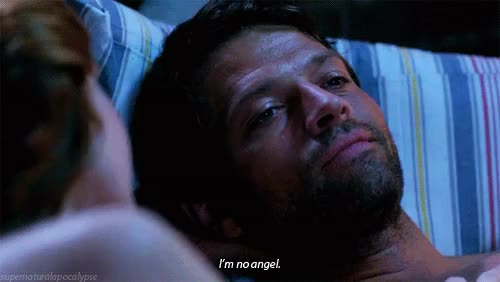 Watch 9x03 | 9x06 | 9x09 GIF on Gfycat. Discover more 2k, 9x03, 9x06, 9x09, castiel, heaven can't wait, holy terror, i'm no angel, my gifs, s9 spoilers, season 9, supernatural GIFs on Gfycat