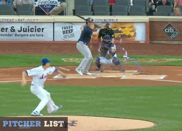 Watch and share Jacob Degrom GIFs and Baseball GIFs by Pitcher Giffer on Gfycat