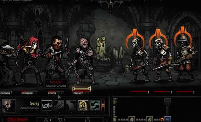 Watch and share Darkest Dungeon GIFs and Temmie GIFs on Gfycat