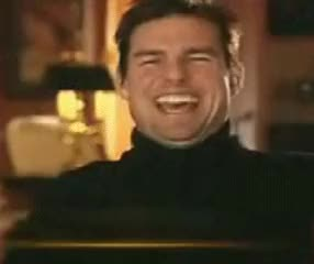 Watch and share LOL Tom Cruise GIFs by Reactions on Gfycat