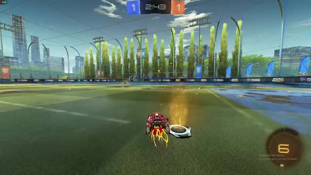 Watch Cool Pass GIF by @bwait2008 on Gfycat. Discover more RocketLeague GIFs on Gfycat