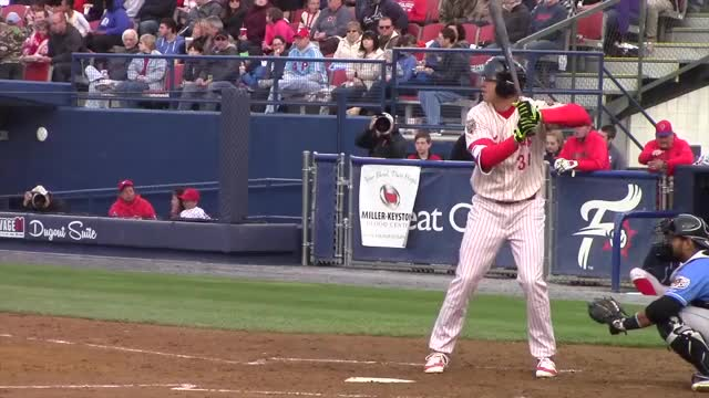 Watch and share Phillies Prospect GIFs and Dylan Cozens GIFs on Gfycat
