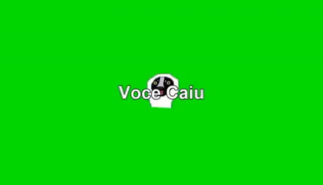 Watch Vc Caiu Na Maracutaia Do Zubumafu - Chroma Key GIF on Gfycat. Discover more related GIFs on Gfycat