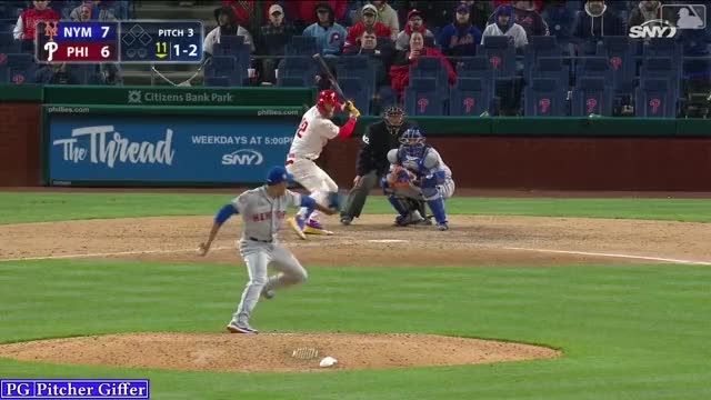 Watch and share New York Mets GIFs and Baseball GIFs by Pitcher Giffer on Gfycat