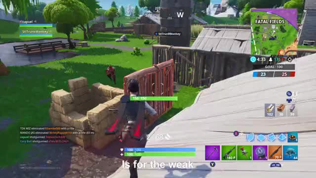 Watch Building GIF by Gamer DVR (@xboxdvr) on Gfycat. Discover more Fortnite, capuel, xbox, xbox dvr, xbox one GIFs on Gfycat