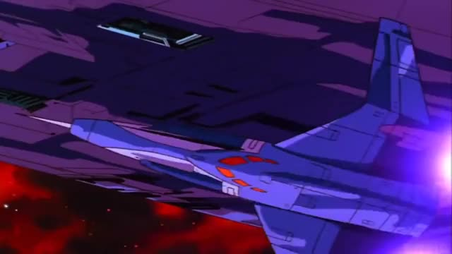 Watch and share Transformers G1 The Movie The Decepticons Attack The Shuttles GIFs on Gfycat