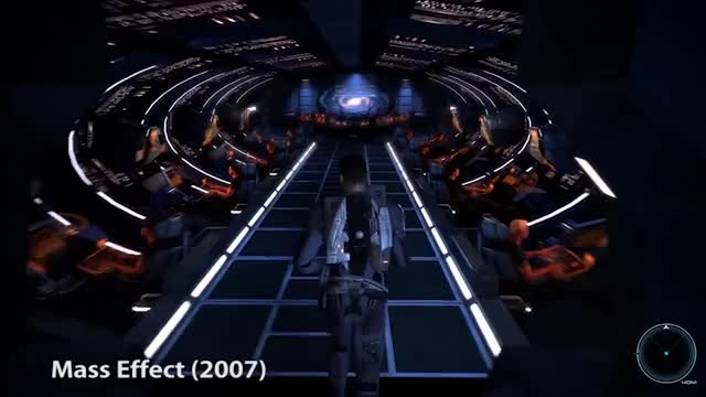 Watch and share Mass Effect 1 Compared To Mass Effect: Andromeda. GIFs on Gfycat