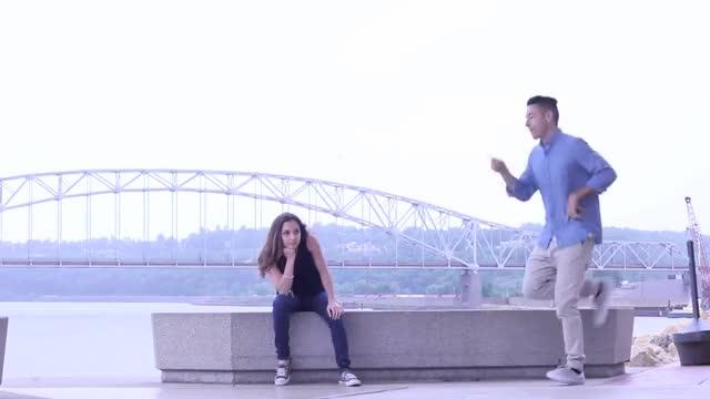 Robot Duet Choreography - 15 Year Old Ashlynn & El Tiro (reddit)