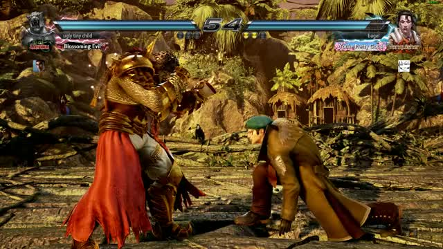 Watch and share Tekken7 GIFs by Swag Daddy Scurvy Dab on Gfycat