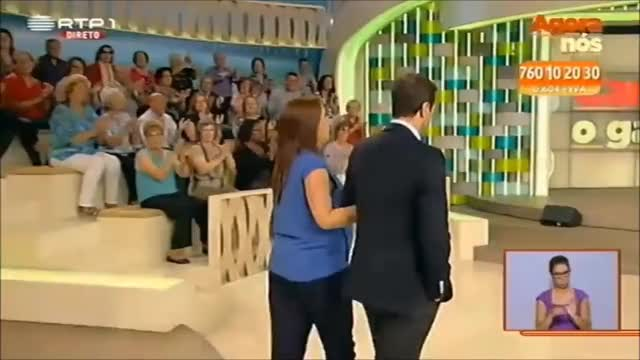 Watch and share Falls On Live TV - Compilation GIFs on Gfycat