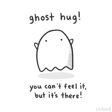 Watch and share 9. Hug Meme I Host Hug You Can't Feel It But Its There GIFs on Gfycat
