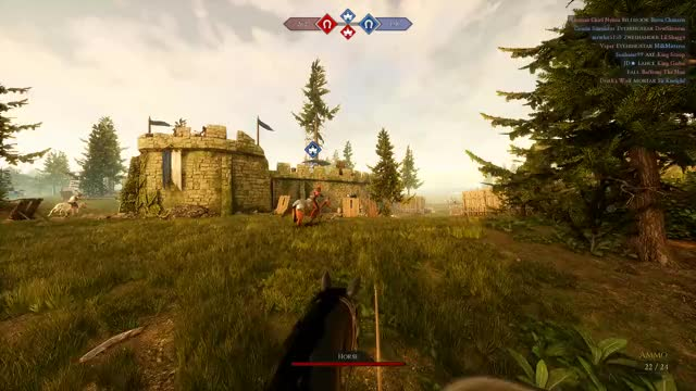 Watch and share Horse Archer Pitiful Weakness GIFs by steppelord on Gfycat