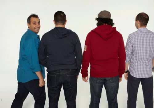 Watch and share Impractical Jokers GIFs and Jokers Friday GIFs on Gfycat