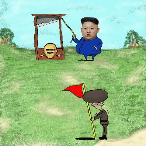 Watch Do you want to be a military general? GIF on Gfycat. Discover more kim jong un GIFs on Gfycat