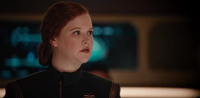 Watch this trending GIF by murphs33 (@murphs33) on Gfycat. Discover more Star Trek: Discovery, Tilly GIFs on Gfycat