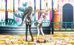 Watch and share Pmmm Rebellion GIFs and Madoka Kaname GIFs on Gfycat