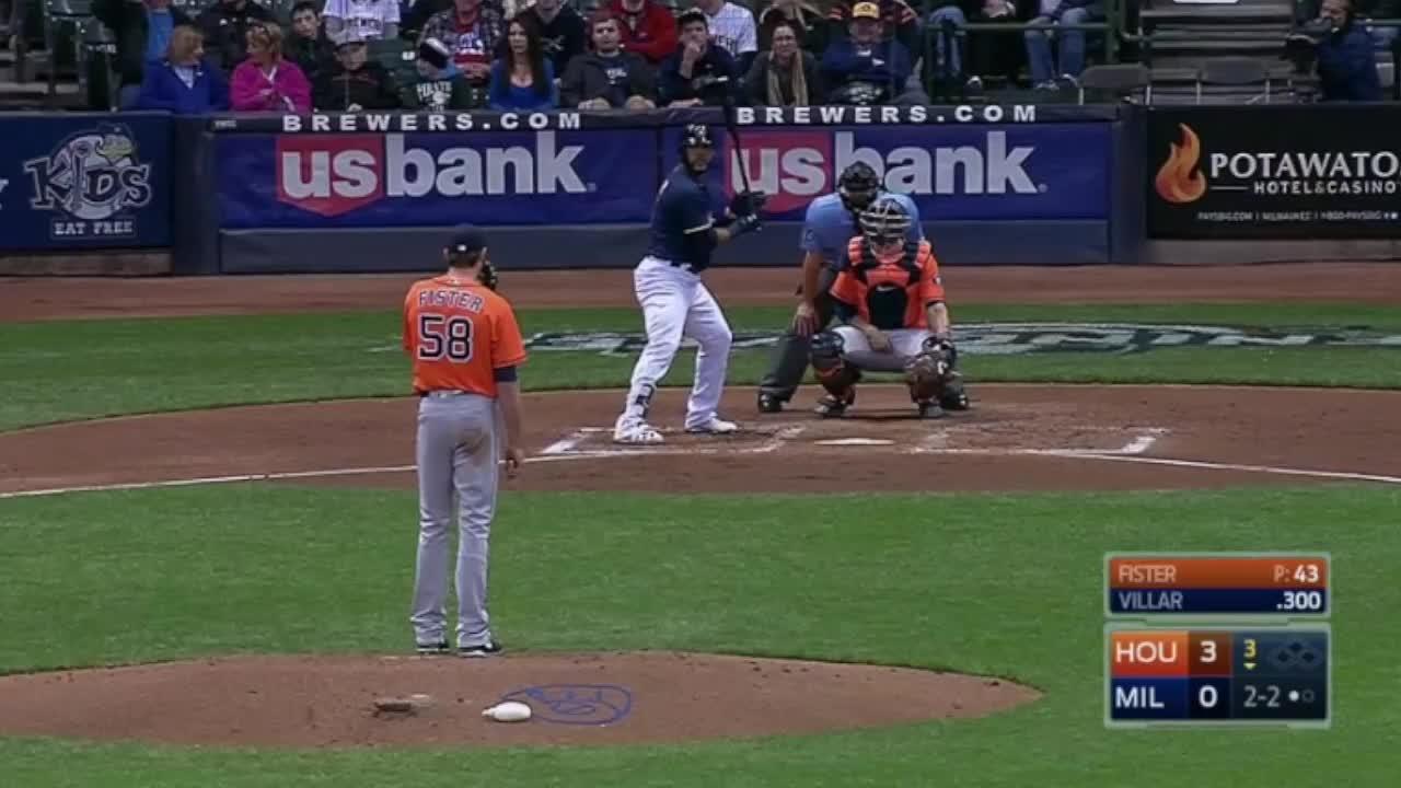 MLB, brewers, Jonathan Villar in 2016 GIFs