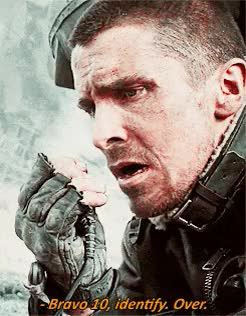 Watch and share Christian Bale Gif GIFs and John Connor GIFs on Gfycat