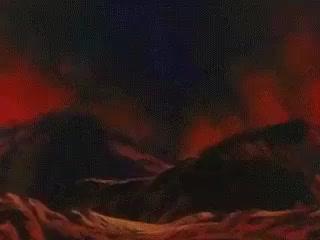 Watch and share Goddammit Domon GIFs and Burning Gundam GIFs on Gfycat
