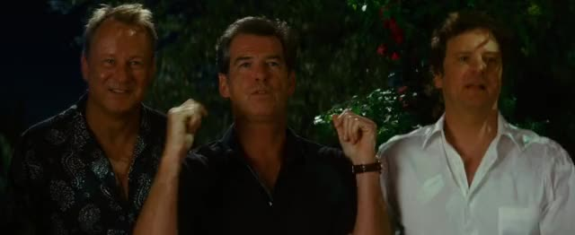 Watch and share Pierce Brosnan GIFs and Dancing GIFs by MikeyMo on Gfycat