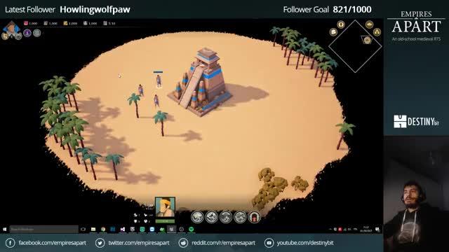 Watch and share Procedural Map Design - #UE4 #RTS Development! #gamedev #indie #leveldesign GIFs on Gfycat